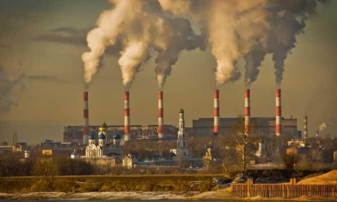Плохая экология является причиной развития карциномы