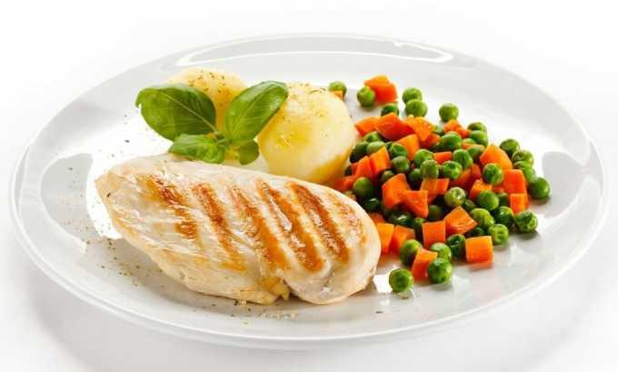 Курица – отличный источник цинка и ключевое питательное вещество для щитовидной железы