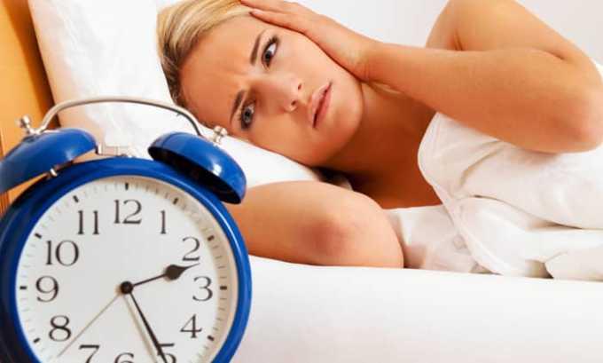 При данном заболевании нарушается сон