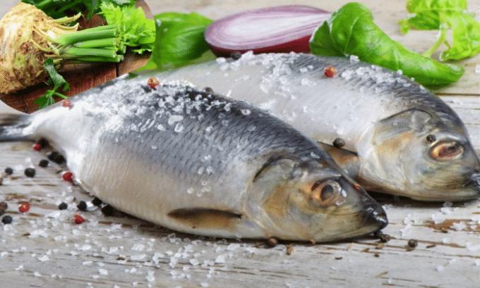 Для регуляции уровня паратгормона следует употреблять в пищу сельдь и сельдерей