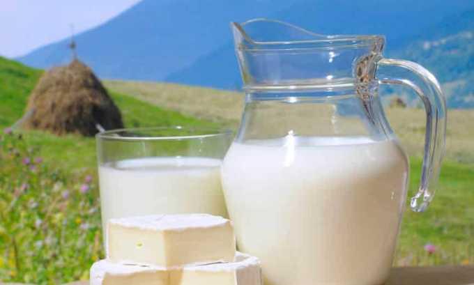 Масло и молоко тоже необходимо добавить в свой рацион.