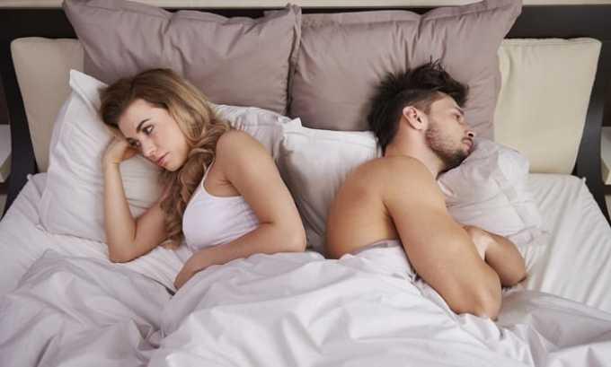 Процедуру лучше пройти тем людям, которые начали ощущать отсутствие сексуального влечения