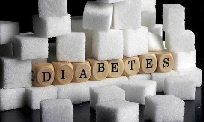 Использование медикамента может провоцировать сахарный диабет