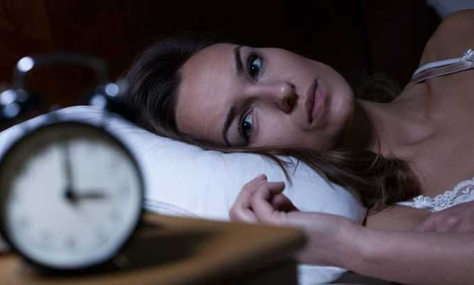 Терапия Дексаметазон чревата ухудшением сна