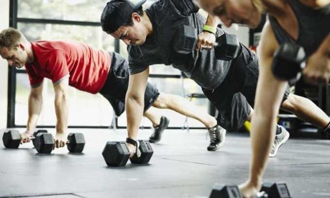 Витамин е назначается при высоких физических нагрузках
