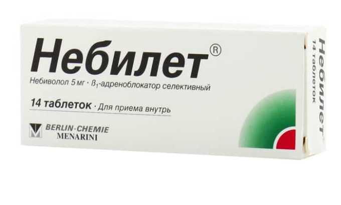 Популярным аналогом лекарства является Небилет
