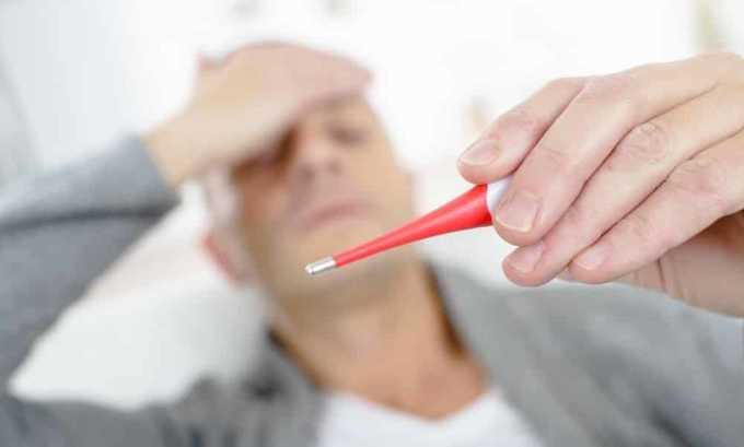 При разрастании тканей щитовидной железы повышается температура