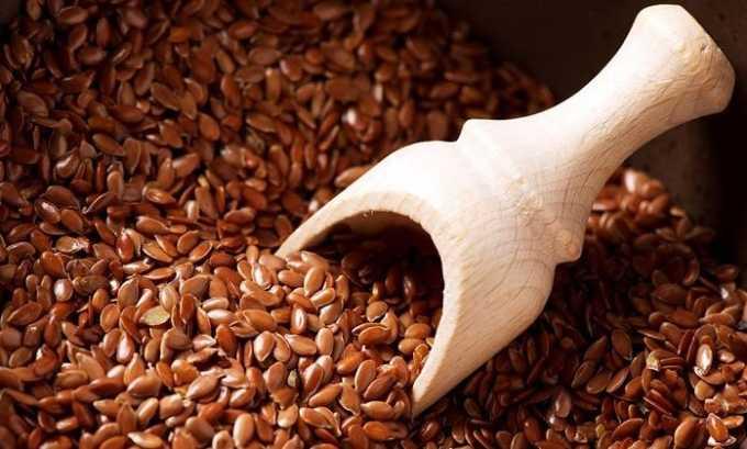 Семя льна отлично лечит гипотиреоз