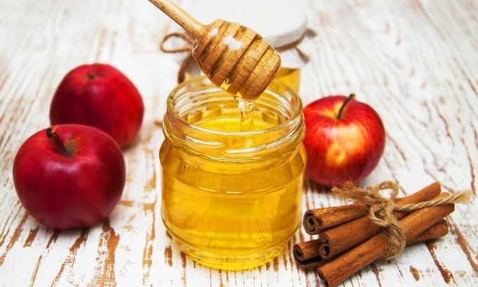Мед является источником фолатов