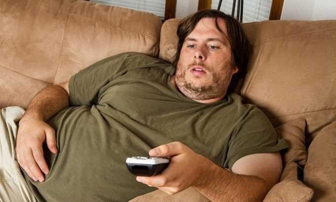 Лекарство нельзя использовать при ожирении III-IV степени