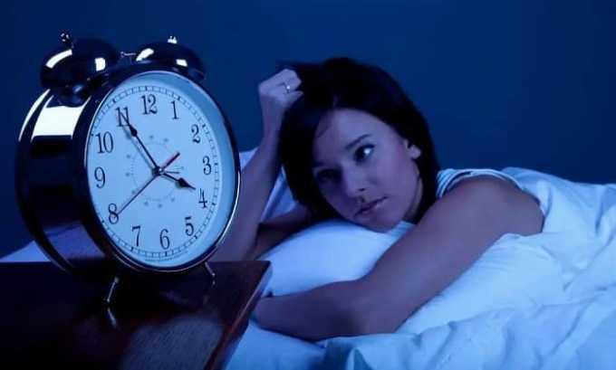 Бессонница и другие нарушения сна - в числе показаний к использованию Корвалтаба