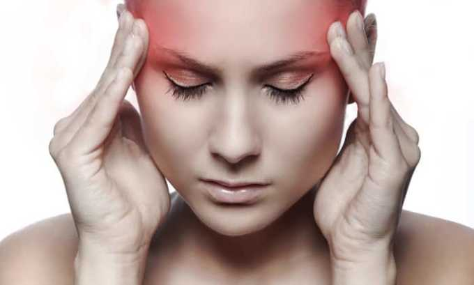 Головная боль является побочной реакцией при одновременном применении Преднизолона и Супрастина