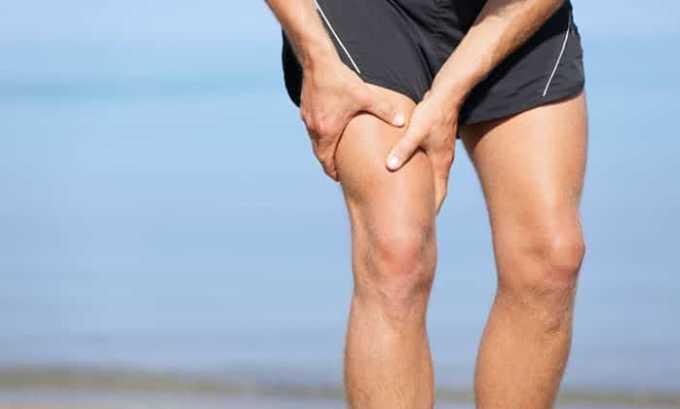 Препарат используется при ревматических поражениях мягких тканей