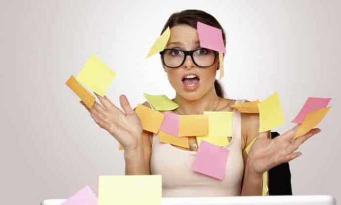 Снижение памяти и концентрации внимания являются одними из симптомов заболеваний щитовидной железы