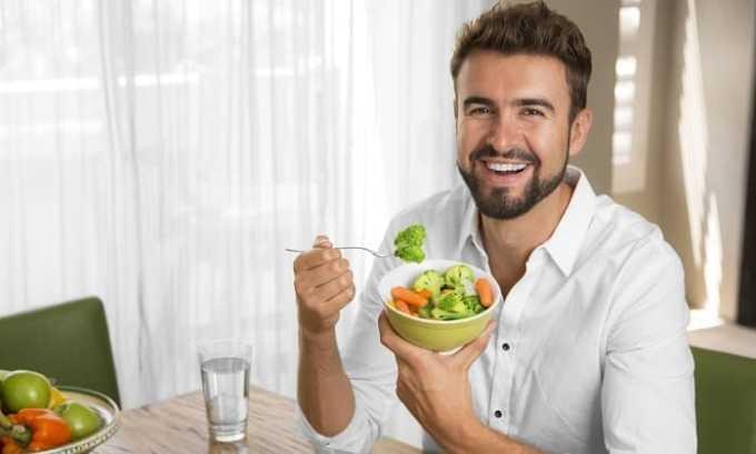 Л-карнитин необходим при переходе на диету