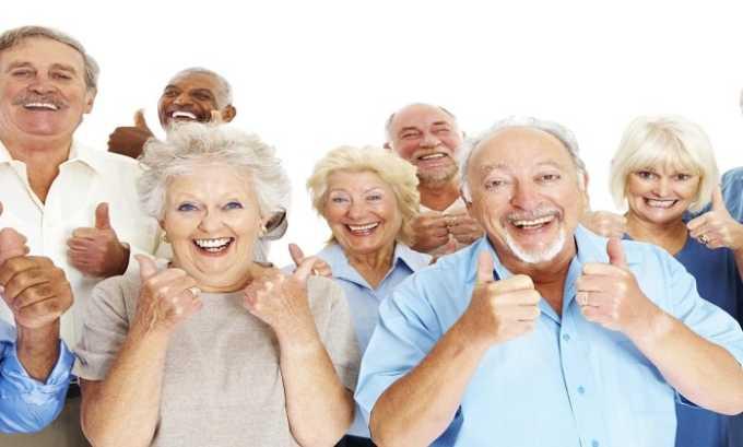 В престарелом возрасте полезно принимать L-карнитин 500