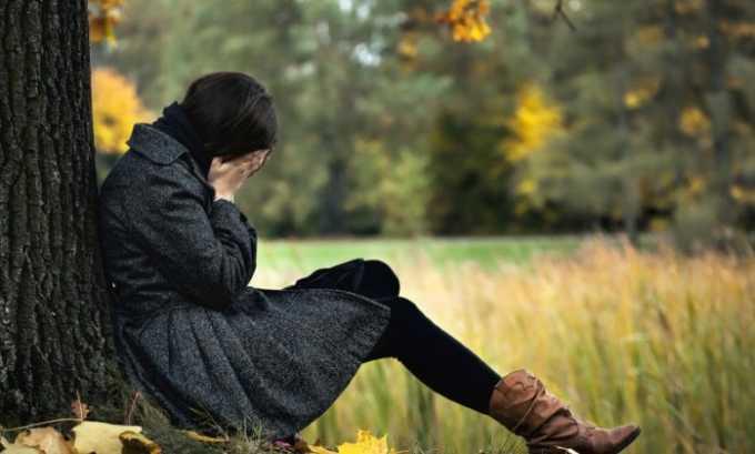 Прием Анепро может вызывать депрессивные расстройства