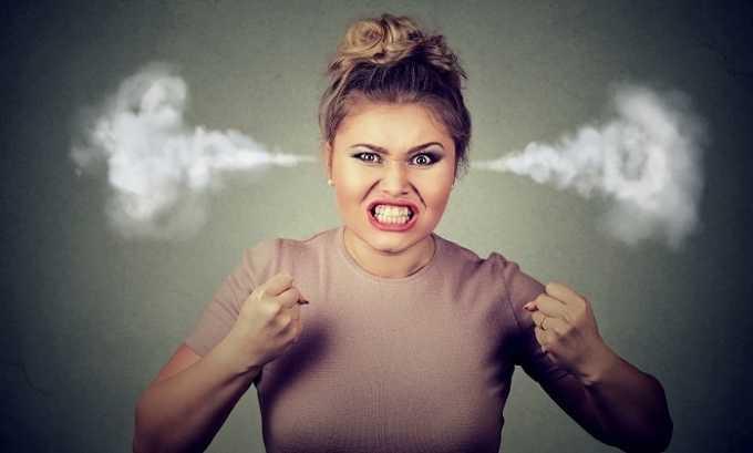 Приступы агрессии, нервозность, отчаяние, страх, раздражительность являются тревожными симптомами. Поэтому сделать скрининг в данном случае просто необходимо