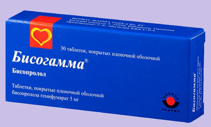 При необходимости медикамент можно заменить препаратом Бисогамма