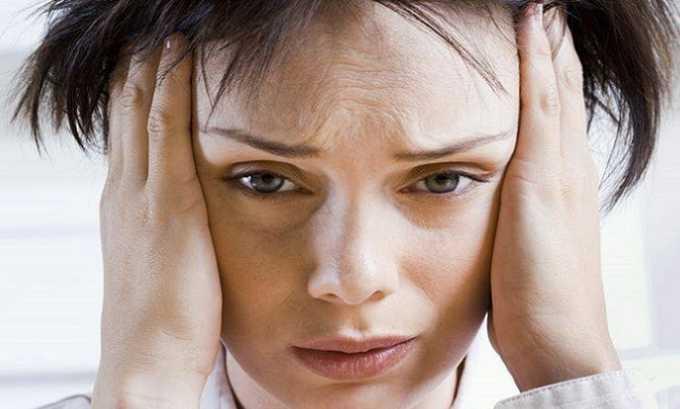 Элькар показан при стрессовых состояниях