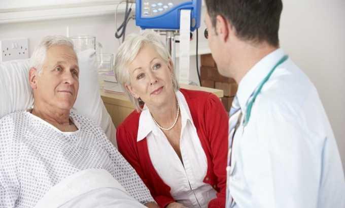 Таблетки Эгилока следует с осторожностью назначать больным старше 80 лет