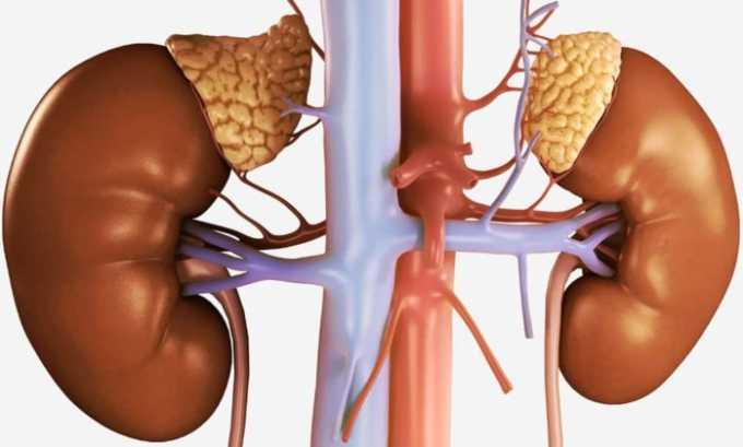 Диклофенак позволяет снять болевые ощущения при почечной колике