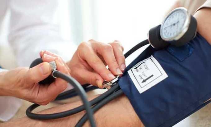 Метопролол Сукцинат противопоказан при артериальной гипотонии