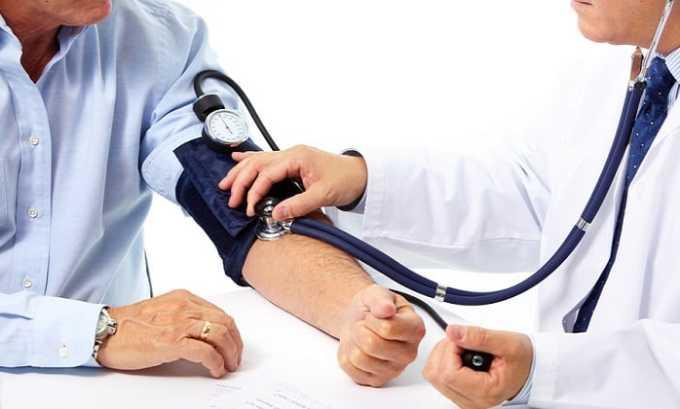 Дексаметазон противопоказан при повышенном артериальном давлении