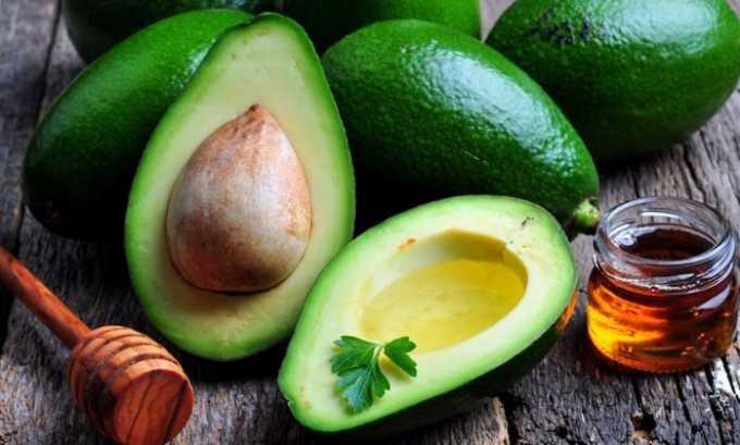 Авокадо восстанавливает функции щитовидки по мнению диетологов