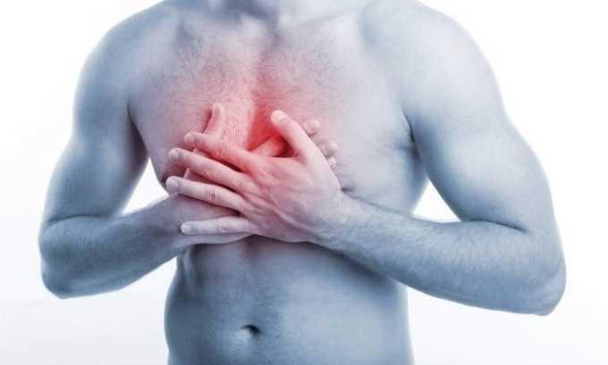Дипроспан прописывают при заболеваниях, связанных с поражением дыхательных органов