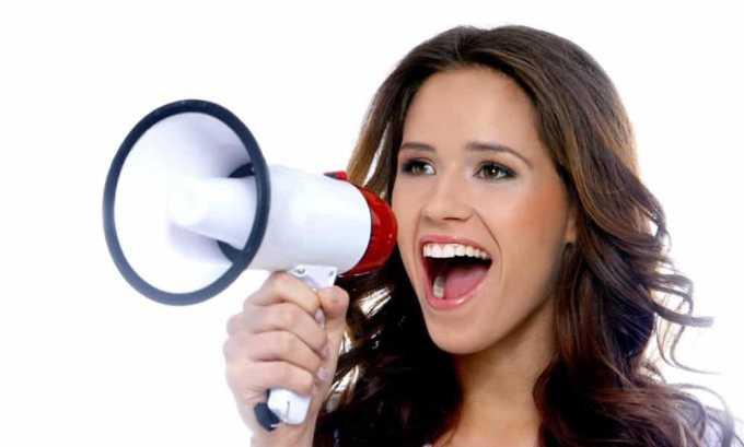 Нарушение голоса может быть из-за узлов в щитовидке