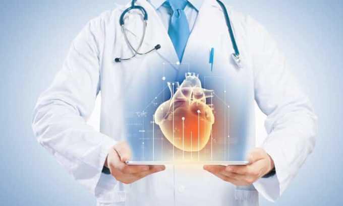 Отмечается негативное воздействие лекарственного средства на сердце