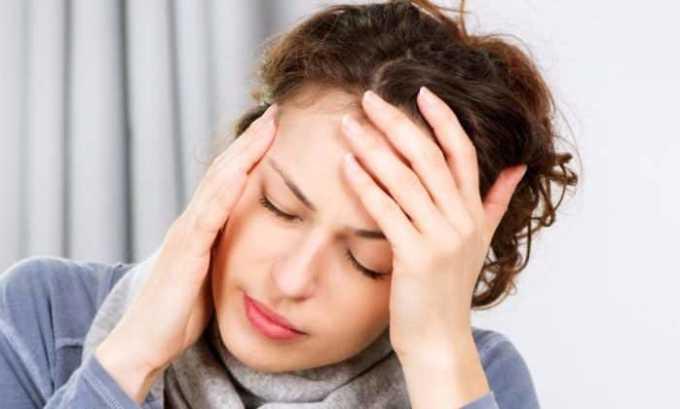 Анаприлин принимают при мигрени (для профилактики приступов)