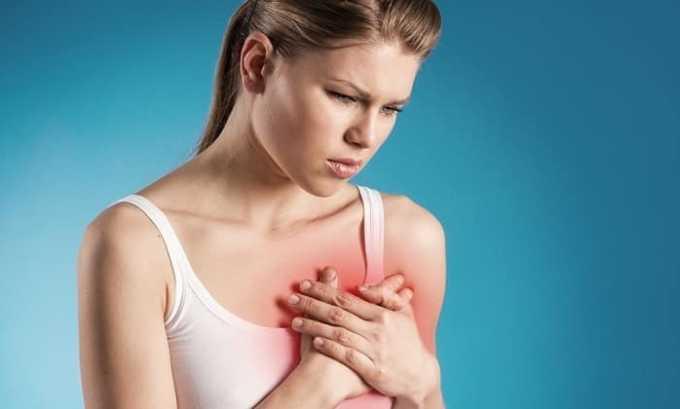 Кроме этого, повышенный уровень тиреотропина указывает на развитие болезней сердечно-сосудистой системы