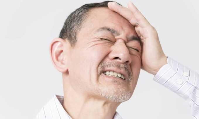 Недостаток тиамина может привести к появлению головных болей