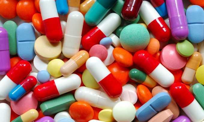 Непрерывный прием лекарственных средств, снижающих содержание тиреотропина, является причиной гипотиреоза