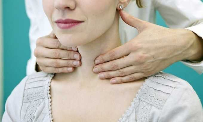 Препарат Эгилок 50 применяется при повышенной активности щитовидной железы