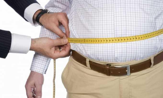 В результате передозировки дексаметазоном наблюдается повышение массы тела