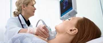 Что такое процедура эластографии щитовидной железы