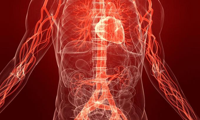 Применение препарата может спровоцировать симптомы ССС