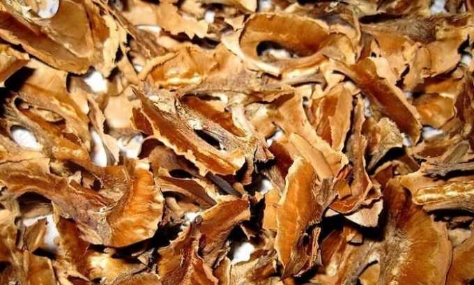 Поможет постепенно устранить недуг отвар на основе перегородок грецких орехов