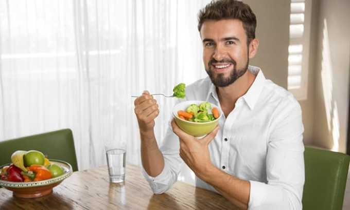 Л-карнитин способствует повышению аппетита