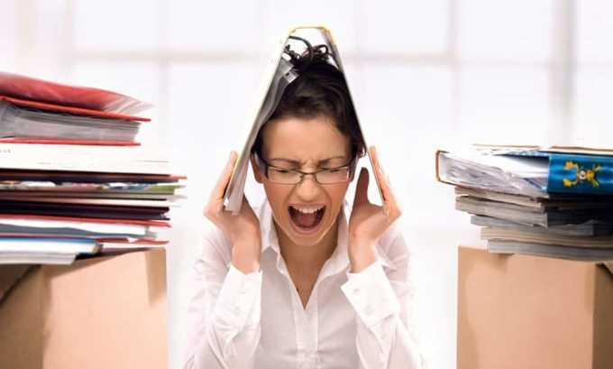 Одной из причин появления новообразований на щитовидной железе является длительный стресс