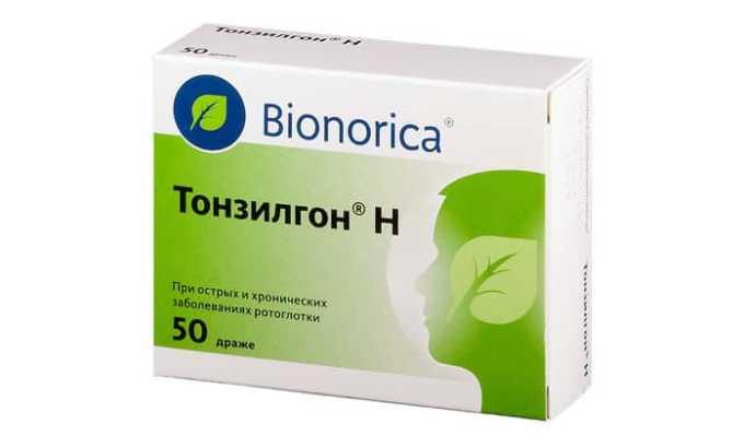 Существуют еще иммуностимулирующие препараты, сходные с Вобэнзимом фармакологическим действием, например, Тонзилгон