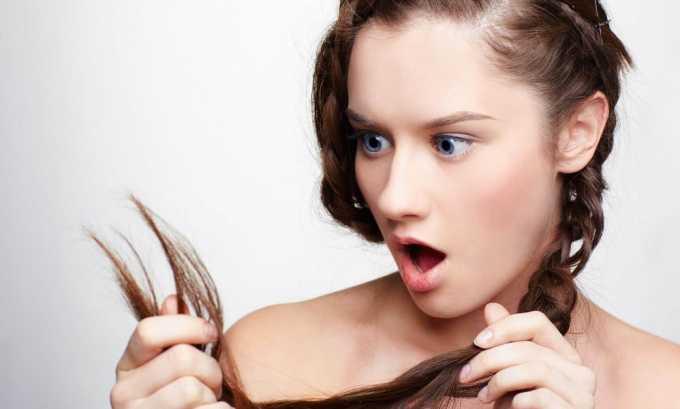 Хрупкость волос может быть связана с проблемами здоровья щитовидной железы