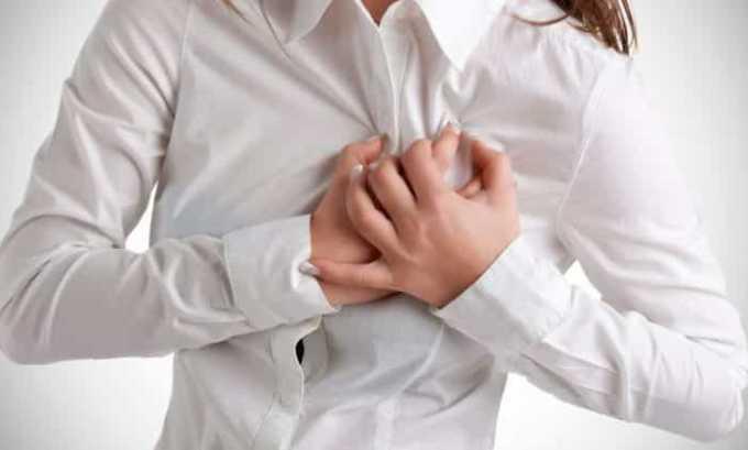 Одним из симптомов тиреотоксикоза является и учащенное сердцебиение