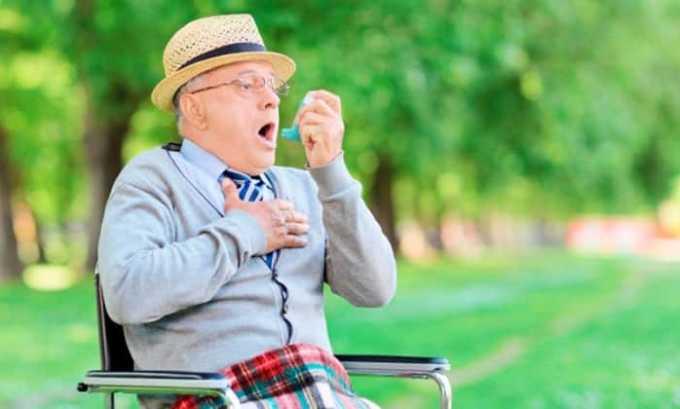 Требуется терапия Медопредом при тяжелой разновидности астмы