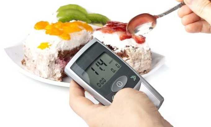 При сахарном диабете следует осторожно принимать Беталок