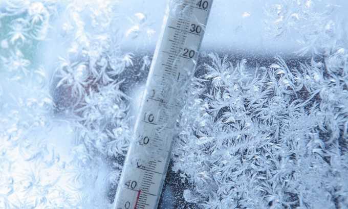 Холод может вызвать спазм сосудов, что в свою очередь приведет к появлению новообразований