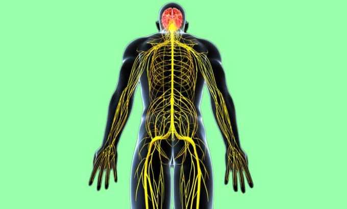 Использование раствора Карнитена для приема внутрь или в таблетках оправдано при нарушениях работы центральной нервной системы